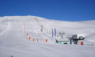 Καϊμακτσαλάν: Έκλεισε το χιονοδρομικό κέντρο