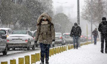 Καιρός: Βροχές και καταιγίδες - Πού θα χιονίσει