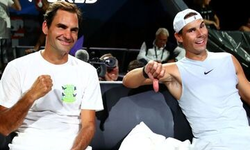 Ναδάλ: «Δε με νοιάζουν τα 20 Grand Slam του Φέντερερ!»