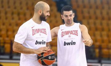 Οι παίκτες του Ολυμπιακού επιλέγουν την καλύτερη μεταγραφή της Euroleague! (vid)