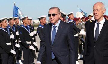 Το... βιολί του ο Ερντογάν: «Η Ελλάδα δεν έχει καμία αρμοδιότητα στη συμφωνία Τουρκίας-Λιβύης»