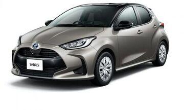 Κινητήρες – αποδόσεις του ιαπωνικού νέου Toyota Yaris