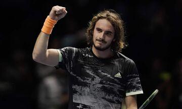 ATP Cup: Ανακοινώθηκε το πρόγραμμα των Τσιτσιπά και Πρεβολαράκη