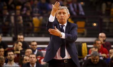 Πέσιτς: «Θα πρέπει να περιορίσουμε τους καλούς σουτέρ του Ολυμπιακού»