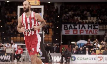 Σπανούλης: Ξεπέρασε τον Ναβάρο και έγινε ο πρώτος σκόρερ στην ιστορία της EuroLeague