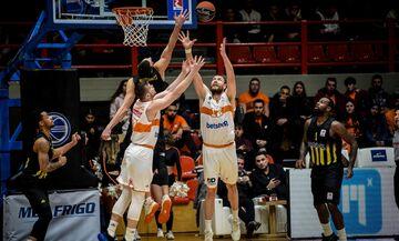 Προμηθέας - Άρης 95-79: Άνετη νίκη με Μαυροκεφαλίδη (highlights)