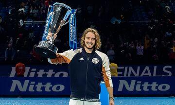 Τσιτσιπάς: «Είμαι έτοιμος να κατακτήσω Grand Slam!» (vid)