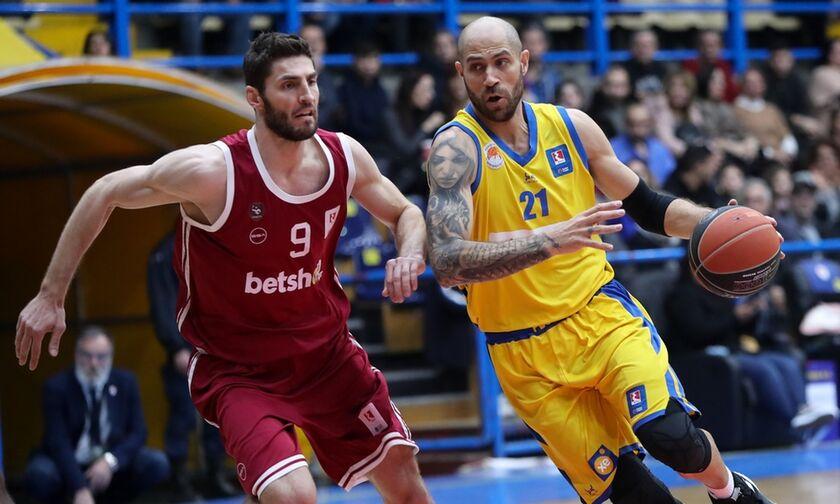 Περιστέρι - Ήφαιστος 75-79: Έκανε την έκπληξη! (highlights)