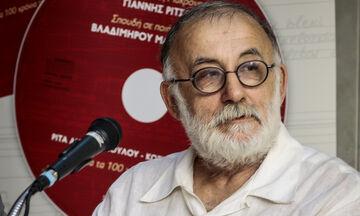 Άννα... να κλαις: Πέθανε ο Θάνος Μικρούτσικος