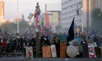 Χιλή: Στους 29 oι νεκροί από τις διαδηλώσεις