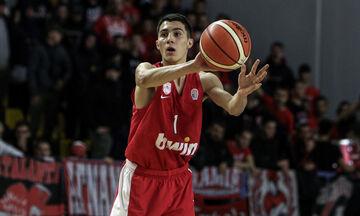 Νικολαΐδης: «Νιώθω εξαιρετικά που είμαι μέλος του Ολυμπιακού»