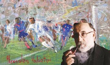 «Ιεροτελεστία της Άνοιξης»: Όταν ο Θάνος Μικρούτσικος υμνούσε το ποδόσφαιρο (vid)