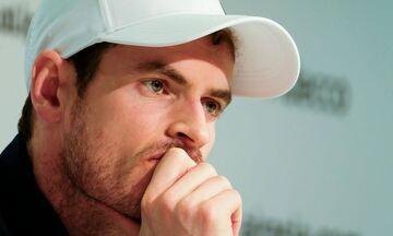 Australian Open: Αποσύρθηκε ο Άντι Μάρεϊ