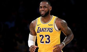 Λεμπρόν: Ο μοναδικός παίκτης στο NBA με 9.000 ασίστ και ριμπάουντ! (pic & vid)