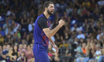 Euroleague: Πολυτιμότερος παίκτης του μήνα ο Μίροτιτς (vid)