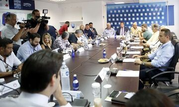 Super League: Φιάσκο το συμβούλιο - Δεν πήγε ο Ολυμπιακός