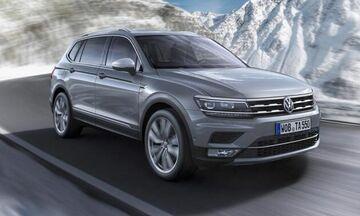 VW Tiguan Allspace για πολύτεκνους και δραστήριους