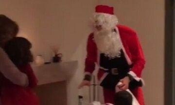Ο... Άγιος Πρίντεζης με τα δώρα και η ατάκα του για την Φενέρμπαχτσε! (vids)