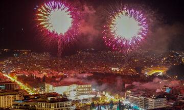 H αλλαγή του χρόνου σε Αθήνα και Θεσσαλονίκη και σε όλο τον κόσμο (vid)