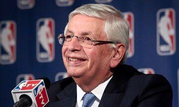 Το NBA αποχαιρετάει τον Ντέιβιντ Στερν (pics)
