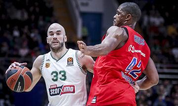 EuroLeague: Οι διαιτητές του ΤΣΣΚΑ - Παναθηναϊκός