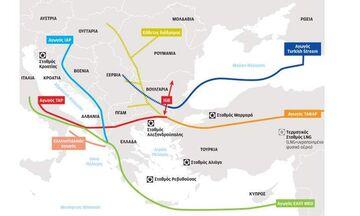 Νέο σκηνικό διαμορφώνει η συμφωνία για East Med