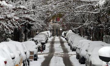 Έκτακτο δελτίο επικίνδυνων καιρικών φαινομένων - Έρχονται χιόνια και παγετός