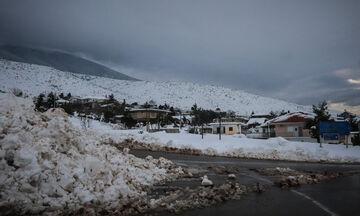 Κακοκαιρία «Ηφαιστίων»: Έντονο ψύχος και χιονοπτώσεις από την Κυριακή (vid)