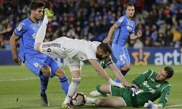 Κερδίζει η Ρεάλ στην... Μαδρίτη!