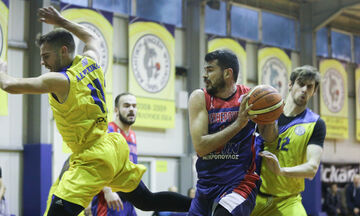 Α2 μπάσκετ: Ποδαρικό με νίκη Χαρίλαος Τρικούπης και Διαγόρας Δρυοπιδέων
