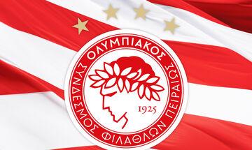 Με τη σημαία του Ολυμπιακού και στην έρημο, πάνω σε καμήλα ! (pic)