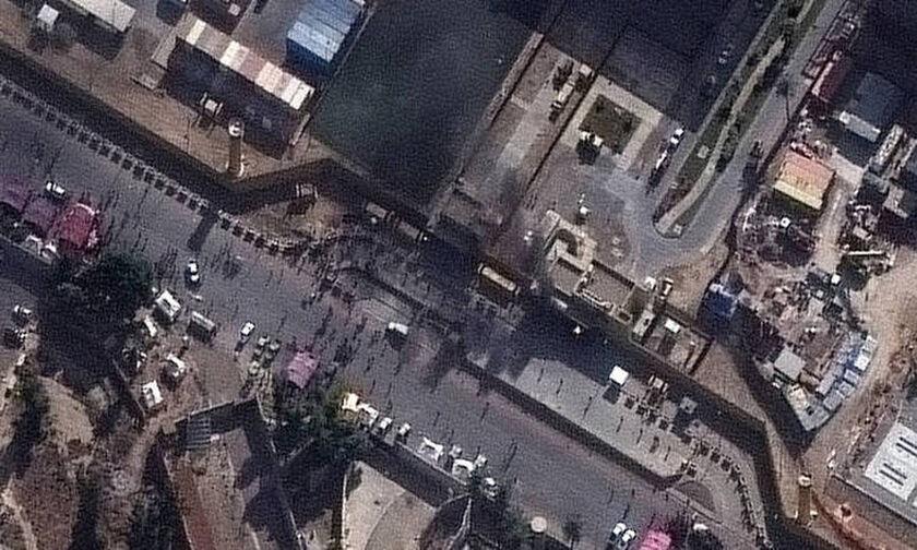 Βαγδάτη: Ρουκέτα κοντά στην πρεσβεία των ΗΠΑ