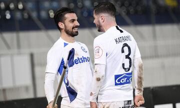 Ατρόμητος - Αστέρας Τρίπολης 2-1: Πρώτη νίκη για Παντελίδη με φοβερό Μανούσο (highlights)