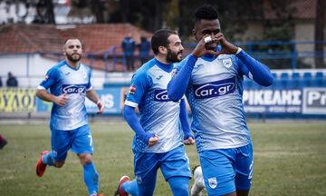Super League 2: Περίπατος για ΠΑΣ Γιάννινα, 3-0 τον Απόλλωνα Λάρισας (highlights, βαθμολογία)