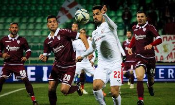 Ξάνθη - ΑΕΛ 2-1: Με τρία γκολ στο τετράλεπτο! (highlights)
