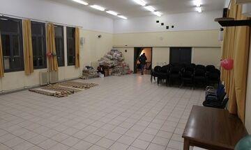 Οι χώροι φιλοξενίας του Δήμου Αθηναίων για την προστασία των άστεγων από το κρύο