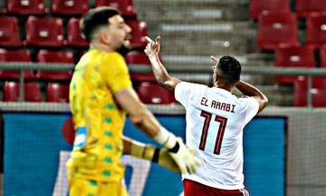 Γκολ ο Ελ Αραμπί, κερδίζει ο Ολυμπιακός!
