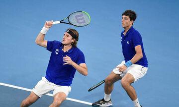 ATP Cup: Με Κύργιο ο Περβολαράκης, με Ντε Μινόρ ο Τσιτσιπάς!