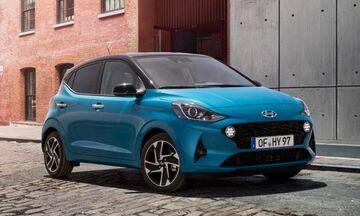 Έκπτωση σε όλες τις εκδόσεις του νέου Hyundai i10