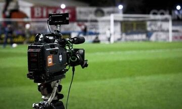 Τηλεοπτικό πρόγραμμα: Σε ποια κανάλια θα δούμε ΟΦΗ-ΠΑΟΚ, Μάντσεστερ Γιουνάϊτεντ- Μάντσεστερ Σίτι