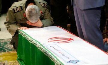 Βαρύ πένθος στο Ιράν για τον Σουλεϊμανί - Εκδίκηση ζητάει η Τεχεράνη