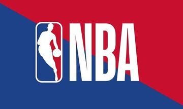 NBA: Όλα τα αποτελέσματα