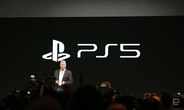Sony: Αποκάλυψε το επίσημο λογότυπο του Playstation 5! (pics)