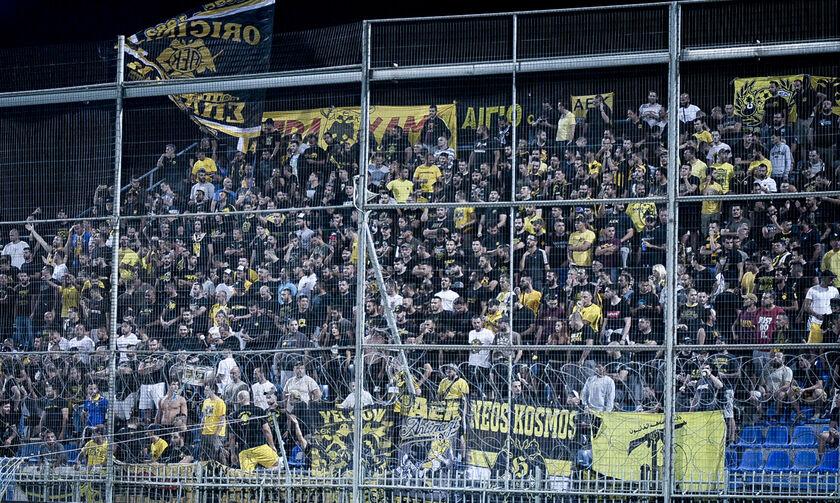 Αναβολή του αγώνα Κυπέλλου Αστέρας - ΑΕΚ για λόγους ασφαλείας