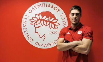 Ολυμπιακός: Ανακοίνωσε τον Όστοϊτς