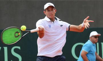 ATP Cup: Με ψηλά το κεφάλι ο Περβολαράκης