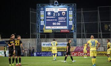Ο Χρυσοχοϊδης, κάλυψε τη... γκάφα της ΕΠΟ για το ματς της Τρίπολης