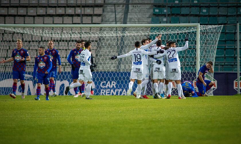 Βόλος – Ατρόμητος 0-3: Πέταξε για τους «8» του Κυπέλλου (highlights)