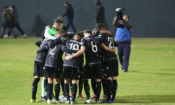 ΟΦΗ - ΠΑΟΚ: Τα γκολ των Λημνιού και Μπίσεσβαρ για το 0-2 στο ημίχρονο (vid)