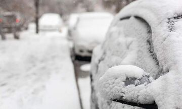 Στους -13 βαθμούς ο υδράργυρος στα Γρεβενά - Οι χαμηλότερες θερμοκρασίες σήμερα (8/1) το πρωί